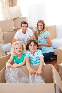 How to Take Care of Your Small Child During a Relocation